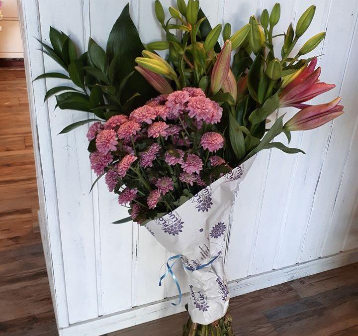 Paquetes florales